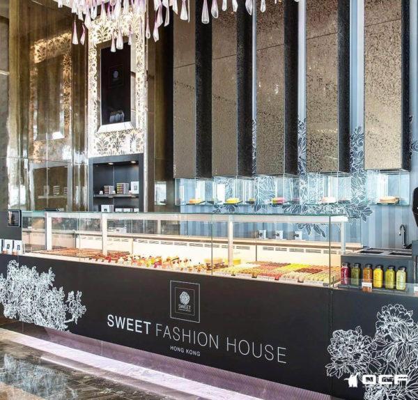 Sweet House Ritz Carlton - Hong Kong - Vitrine réfrigérée OCF