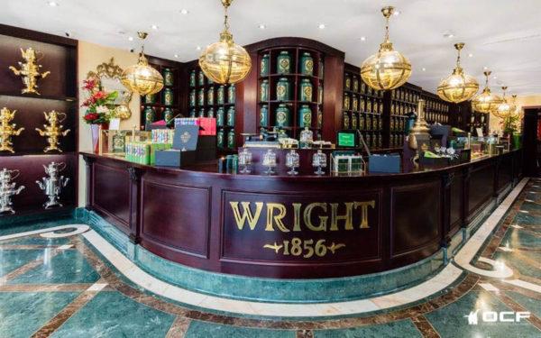 Wright - Casablanca (Maroc) - Vitrine réfrigérée OCF