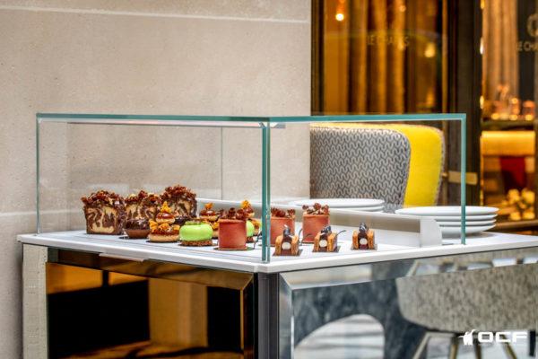 Hotel Le Burgundy - 75001 Paris - Vitrine réfrigérée OCF