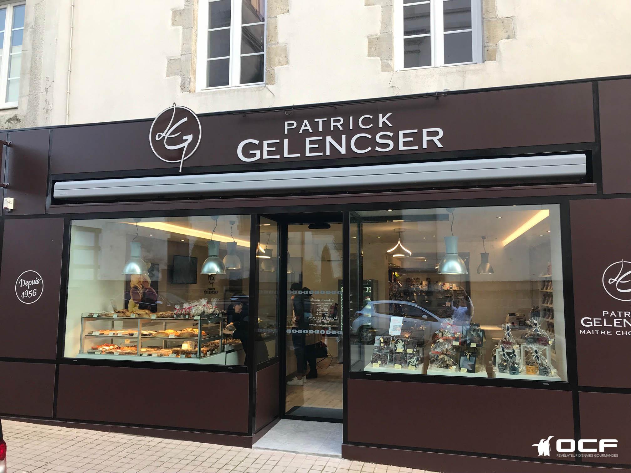 Patrick Gelencser - La Roche-sur-Yon (85) - Vitrine réfrigérée OCF