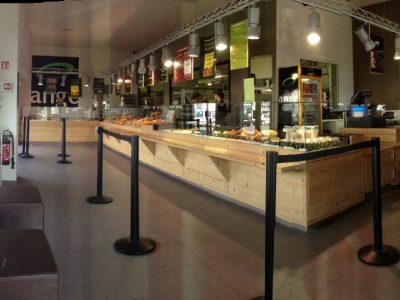 Boulangerie Ange - Bourgoin - Vitrine réfrigérée - OCF