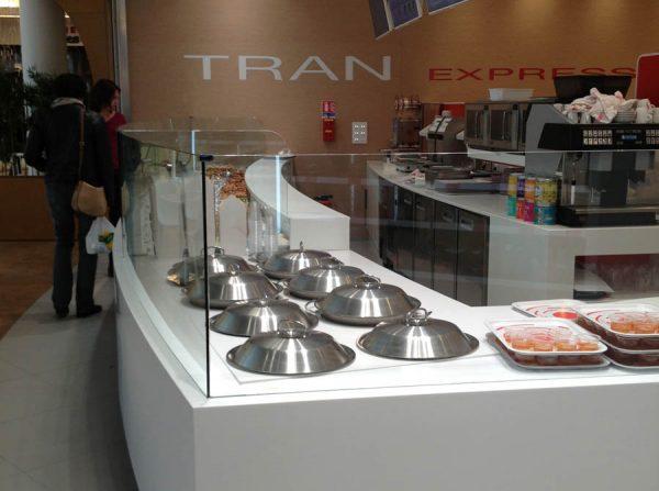 Chez Tran - 21000 Dijon - Vitrine réfrigérée OCF