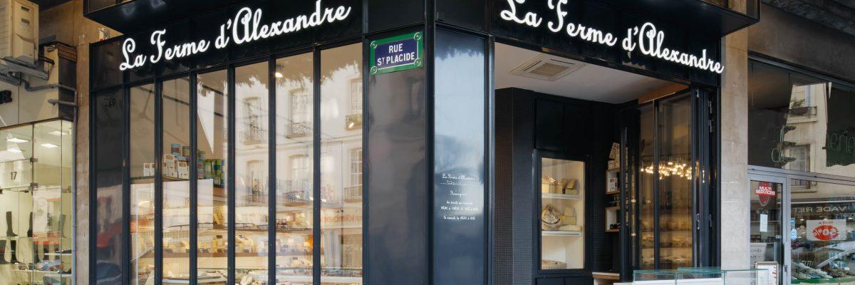 LA FERME D'ALEXANDRE - ST PLACIDE - PARIS (75)