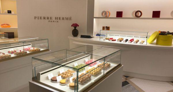 Pierre HERMÉ - Hôtel La Mamounia - Marrackech (Maroc) - Vitrine réfrigérée OCF